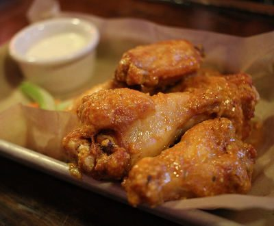 Wings Get Extra Spice in Buffalo Jerk and Asian Flavors